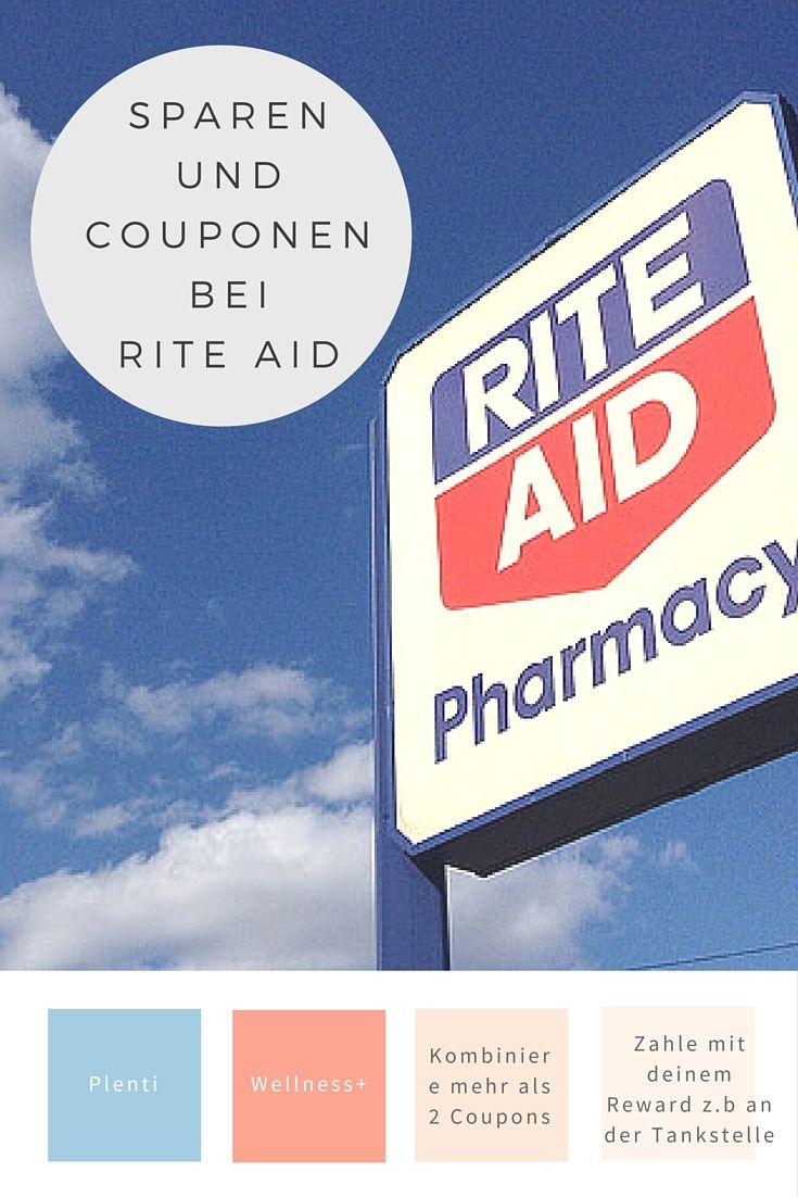 Rite Aid - Wie spart und coupont man bei Rite Aid - USA billig aber gut leben
