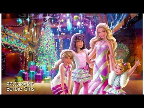 Barbie um natal perfeito completo dublado ღ Filmes de animação completos
