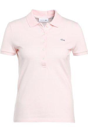Dames Poloshirts - Lacoste Poloshirt flamingo