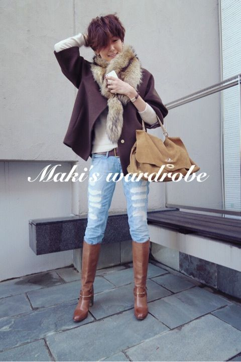 Maki's wardrobe の画像|田丸麻紀オフィシャルブログ Powered by Ameba