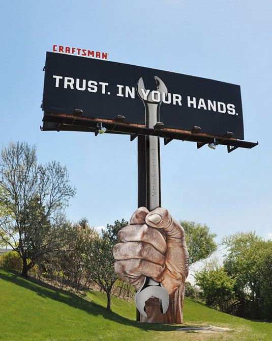 40 must-see examples of billboard advertising | Advertising design