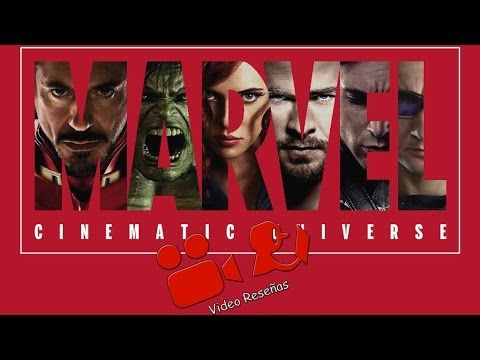 Cronología de eventos en el Universo Cinematográfico de Marvel // Vídeo ...