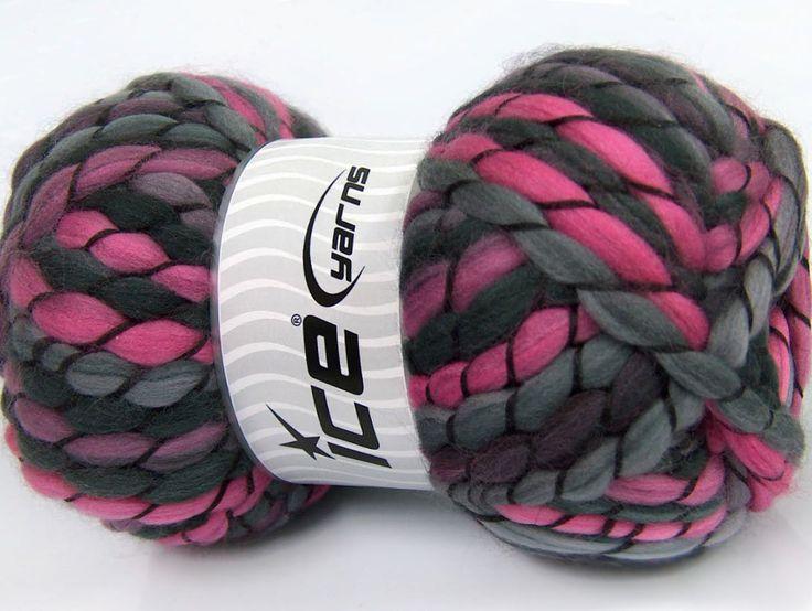 Composition 100% Acrylique haut de gamme Pink Brand ICE Grey Shades fnt2-41468