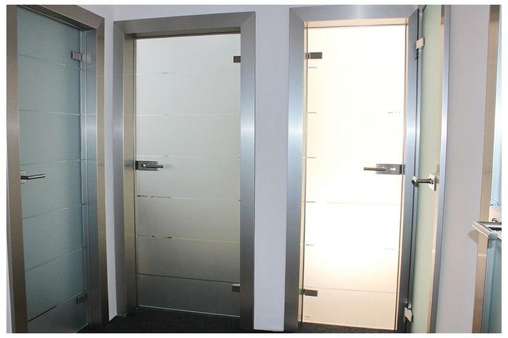 Sklenené dvere GG - 22 (zákaznícky návrh)
