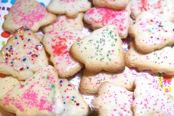 Sugar Cookies, one of the best recipes ever.
