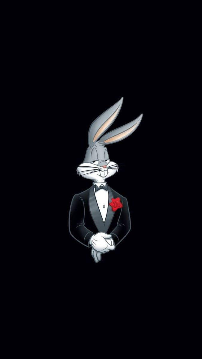 Pin By Oscar Rafael On Walogold Bunny Wallpaper Looney Tunes Wallpaper Bugs Bunny Pictures