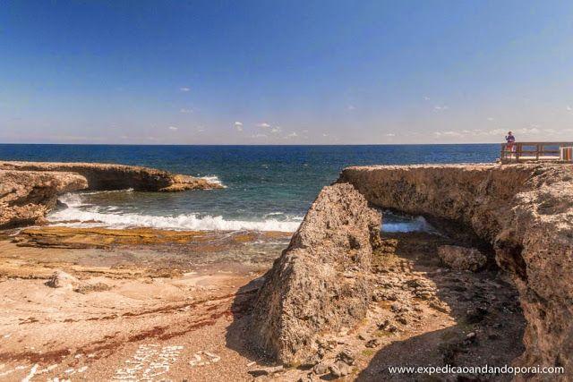 EXPEDIÇÃO ANDANDO POR AÍ...: Parque Shete Boka, Praia Kalki, Piskado e Praia Fo...