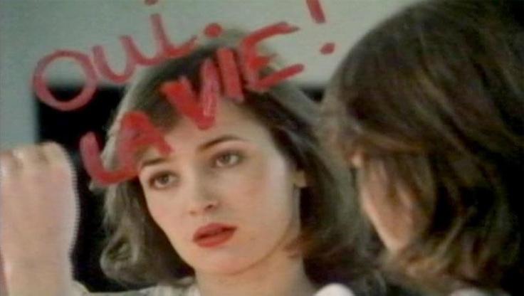 La Femme qui pleure (1978) Réalisé par Jacques Doillon, avec Dominique Laffin, Lola Doillon, Jacques Doillon...