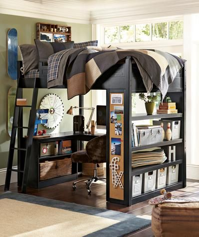 Grandes ideas para aprovechar el espacio! nos gusta la madera!