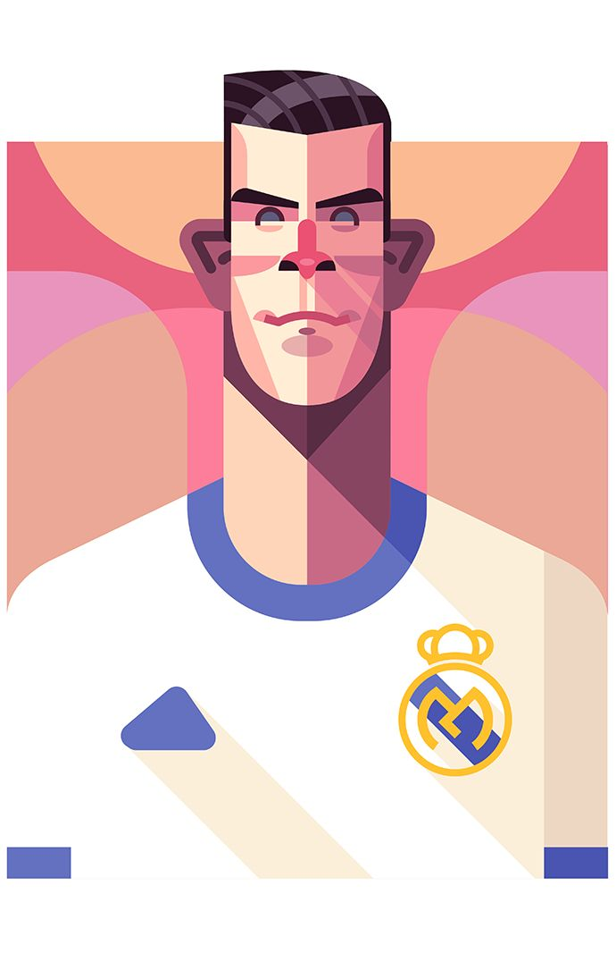 Gareth Bale / Real Madrid
