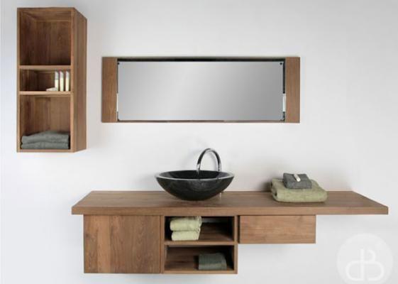Vanity plus mirror by D-Bodhi