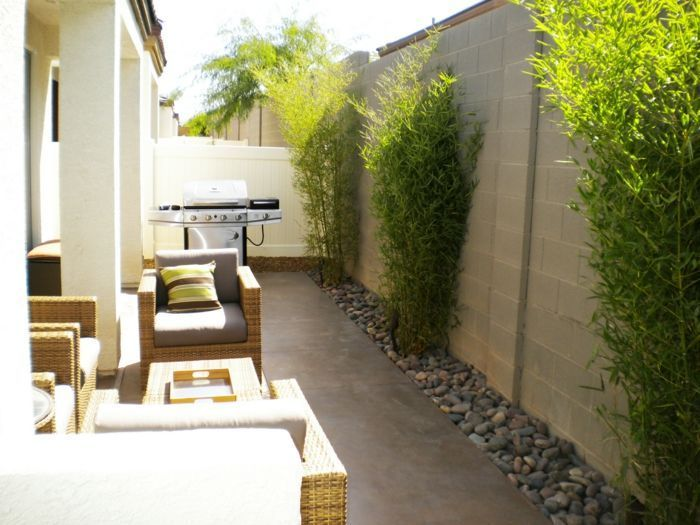 Gartengestaltung Gartensteine Gartenmöbel Pflanzen Gartengrill – #Garten #gart …