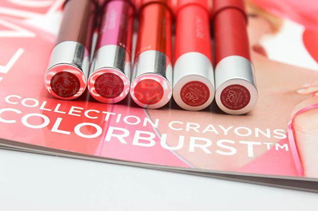 Le jour où j'ai troqué mes rouges à lèvres contre des crayons! [Revlon-colorburst] http://peek-a-booo.fr/le-jour-ou-jai-troque-mes-rouges-a-levres-contre-des-crayons-revlon-colorburst/