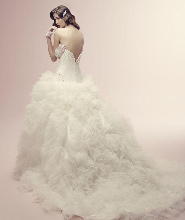 Alessandra Rinaudo Bridal Collection 2014