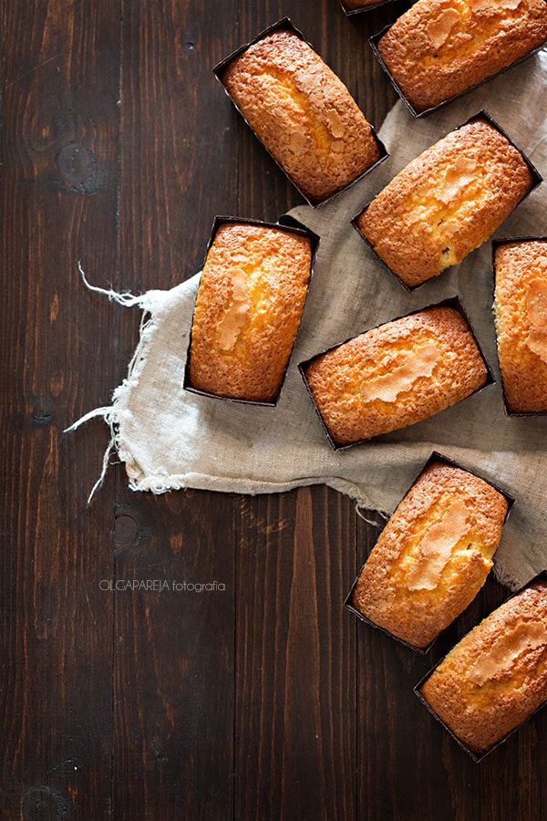 Nina's Kitchen: Mini cakes de limón