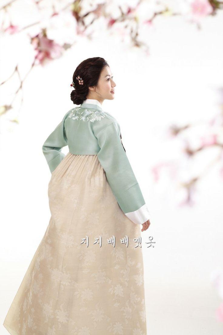 Abito Tradizionale della Corea del sud Korean Traditional Dress