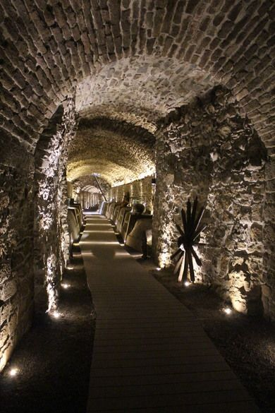A 500-year-old series of tunnels long believed to be folkloric was uncovered beneath the streets of Puebla.