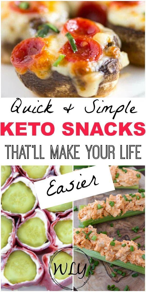 ¡Recetas fáciles de cocción lenta de Keto que hacen las MEJORES cenas bajas en carbohidratos durante la semana! Ahora…