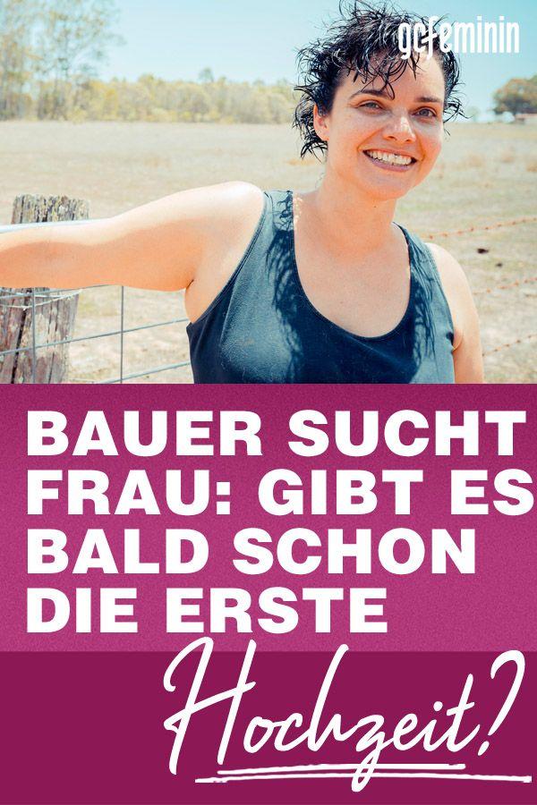 Bauer Sucht Frau Will Das Erste Paar Schon Heiraten Bauer Sucht Frau Hochzeit Frau Bauer