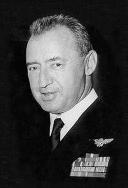 """Rear Admiral J. J. """"Jocko"""" Clark"""