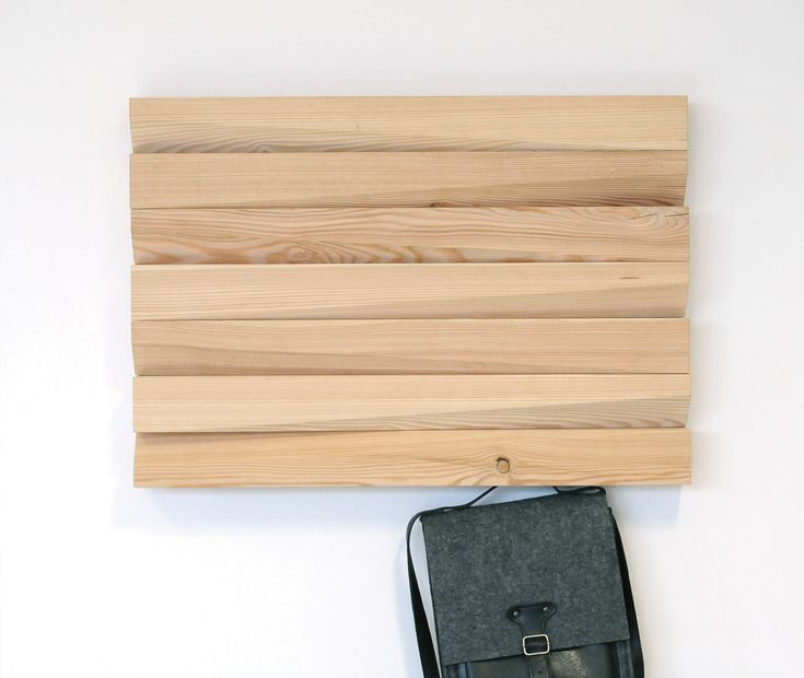 REMLshelf: Artistic Wood Shelving