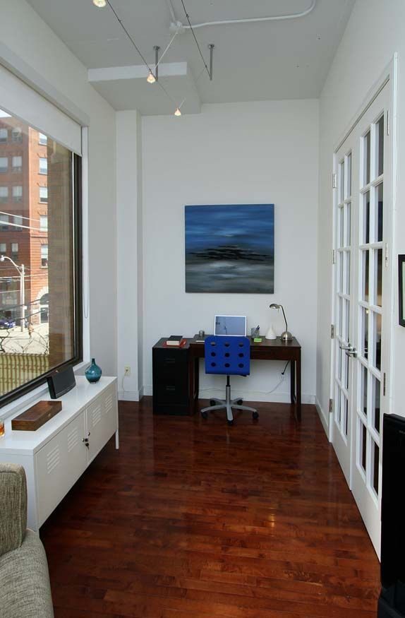 Lofts on Frederick - Unit #303 | TorontoLOFTS.ca | Frederick Lofts: 180 Frederick St, Neighbourhood: Old Town, Loft Type: Hard, Year Built: 1998, Number of Lofts: 12, Number of Floors: 2, Building Amenities: visitor parking | See more here: http://torontolofts.ca/LoftBuildings/Frederick-LOFTS-180-Frederick-St-Toronto