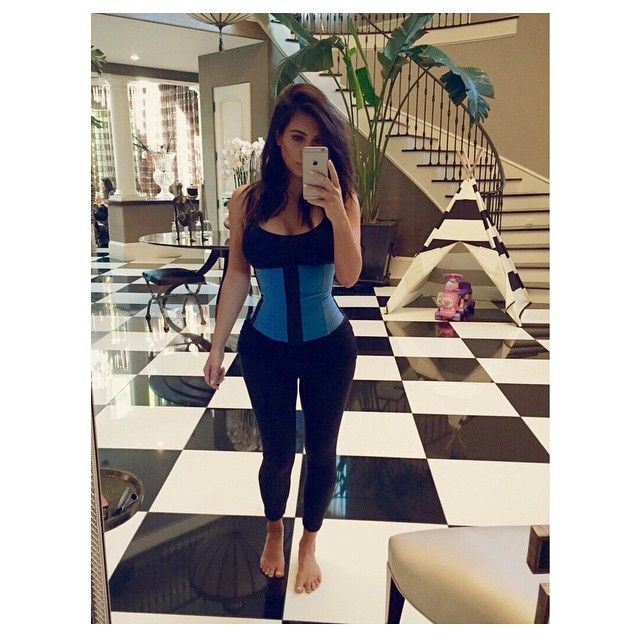 What is waist training? All the details on Kim Kardashian's latest fitness craze.