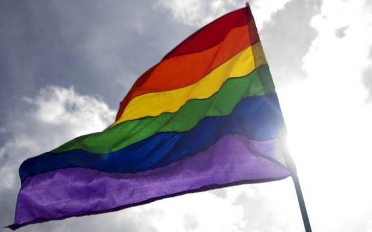 AS Legalkan Pernikahan Gay, Bendera Pelangi Jadi Simbol Kaum Homoseksual - http://www.rancahpost.co.id/20150735767/as-legalkan-pernikahan-gay-bendera-pelangi-jadi-simbol-kaum-homoseksual/