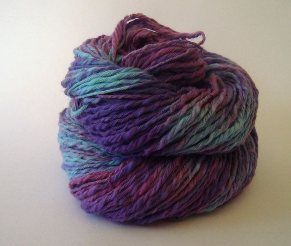 Nebula Cotton Yarn by deorigenchile on Etsy, $12.00