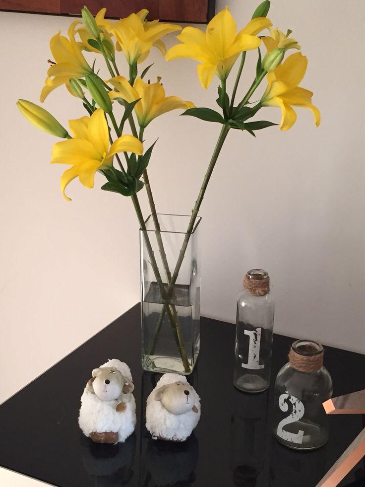 #lillys #vase #sheep #goodfortunecharm #jars