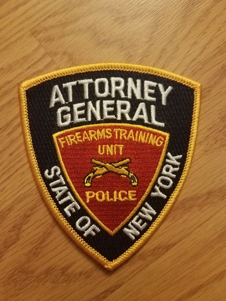 Image by Jeff Hamilton on my new york police patch