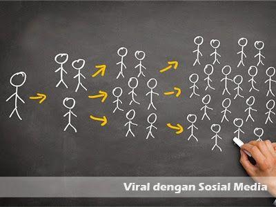 5 Tips Viral dengan Sosial Media >> http://goo.gl/VWT4Pc