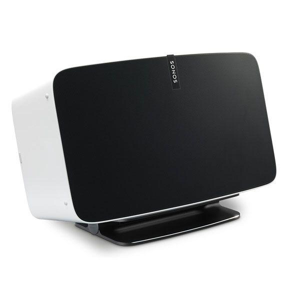 Flexson Desk Stand for SONOS PLAY:5 (Gen:2) - Black (Single) Colour BLACK