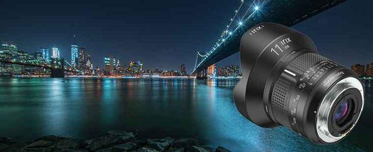 Il nuovo super-grandangolo svizzero Irix 11mm f/4 L'azienda svizzera Irix ha annunciato ufficialmente l'uscita del loro secondo super-grandangolo Irix 11mm f4, una lente con pochissima distorsione dalle prestazioni superlative. Esattamente come il s #fotografia #obiettivo #grandangolo