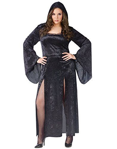 Traditional Plus Size Halloween Costumes for Women