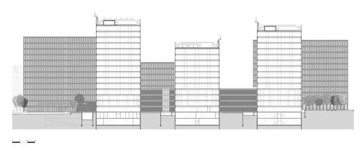 City of Justice Barcelona & L'Hospitalet de Llobregat – David Chipperfield – b720