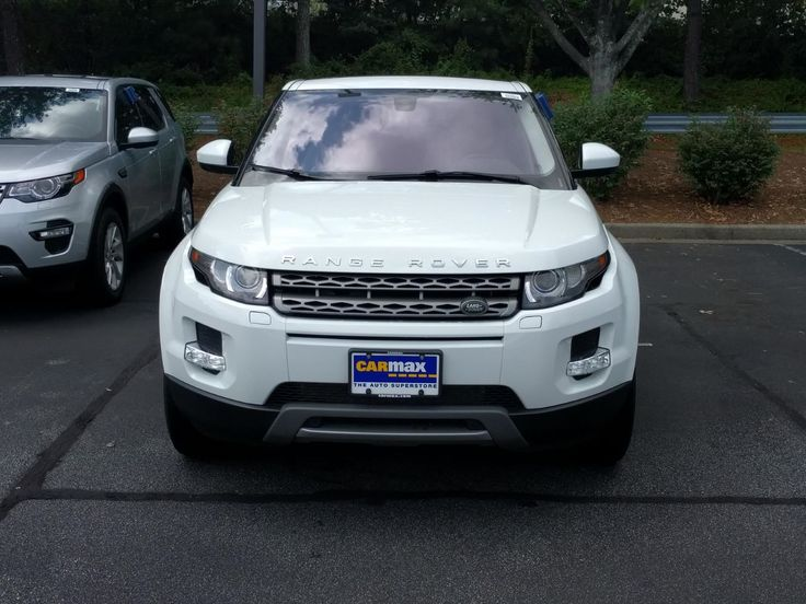Used 2014 Land Rover Range Rover Evoque in Dothan, Alabama | CarMax