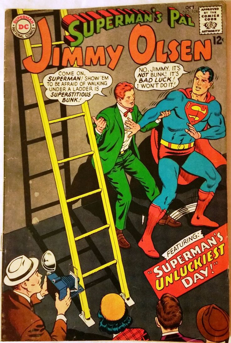 DC Jimmy Olsen #106