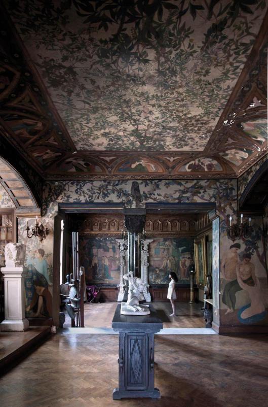 Muzeul-Frederic si Cecilia-Storck bucharest bucuresti romania