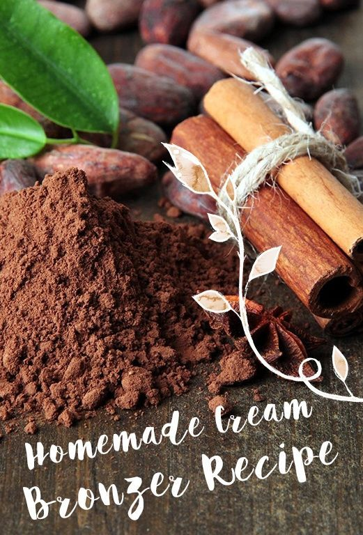 4 Homemade Bronzer Recipes You Can Try At Home -
