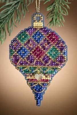 want to make this with seed beads!