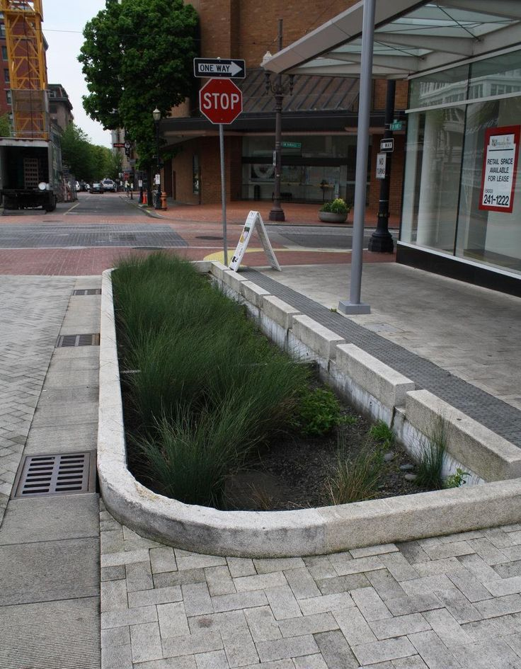 61 best images about stormwater planters on pinterest for Garden pots portland