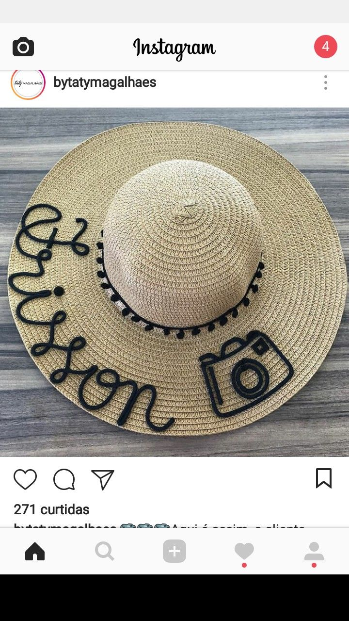 Pin de Diva Rocha em chapeu  6bd70d1b6f1