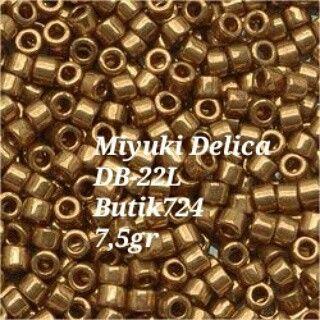 Miyuki Delica DB-22L 7,5 gramı....Kodu Miyuki Delica Boncuk Satışımız Başlamıştır......Lütfen İletişim İçin Whattsaptan Ulaşın.... Kapıda ödeme. Havale - EFT Ayrıntılı bilgi almak için: Whatsapp: 0505 840 82 84  #butik72  #istanbul #swarovski #delica #bileklik #kolye #peyote #saat #aksesuar #taki  #giyim #handmade #cekilisvar #kadin #moda #beautiful #fashion #kombin #bayan #tarz #style #fatımaanaeli #elyapimi #takitasarim #3d #miyuki #boncuk #küpe #kristal