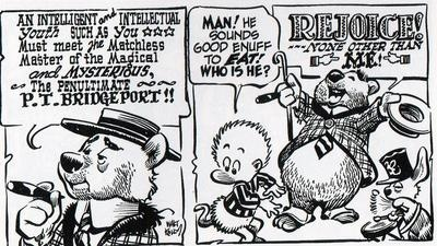Pogo and the genius of Walt Kelly