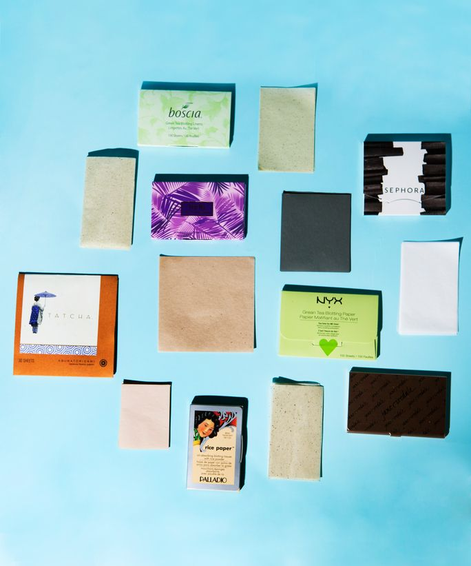 Don't leave the house without a great blotting paper. Shop our 11 favorites.