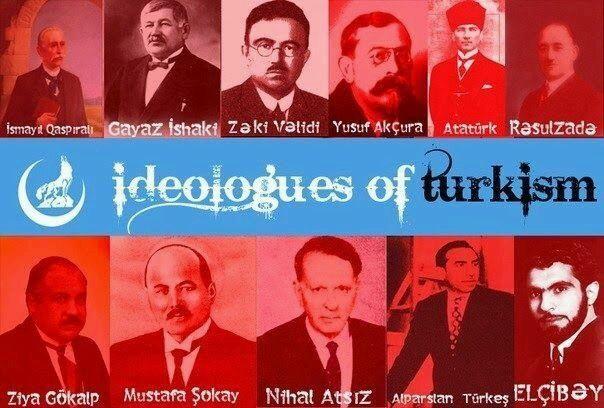 Yolunuz yolumuz Yaşasın Türk için Türk' e göre yaşamak.