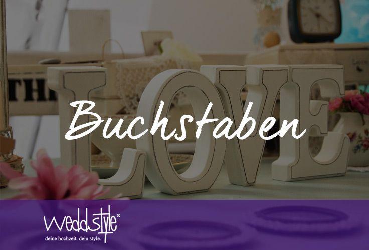 18 best images about buchstaben hochzeitsdeko on pinterest logos deko and initials. Black Bedroom Furniture Sets. Home Design Ideas