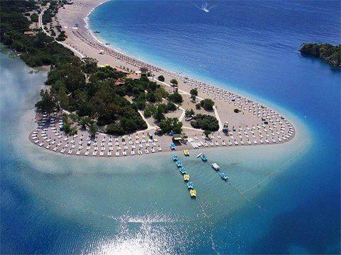Ölüdeniz Plajı, Fethiye