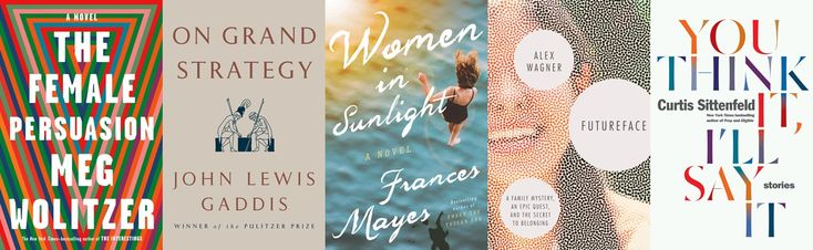 Signature's editors previewed the best books coming out in April 2018, from Meg Wolitzer's The Female Persuasion to a collection from Curtis Sittenfeld.